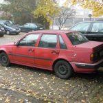 Mein ehemaliger Volvo 460 DL_2