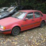 Mein ehemaliger Volvo 460 DL_5