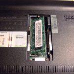 RAM Erweiterung Asus Eee 1005HA