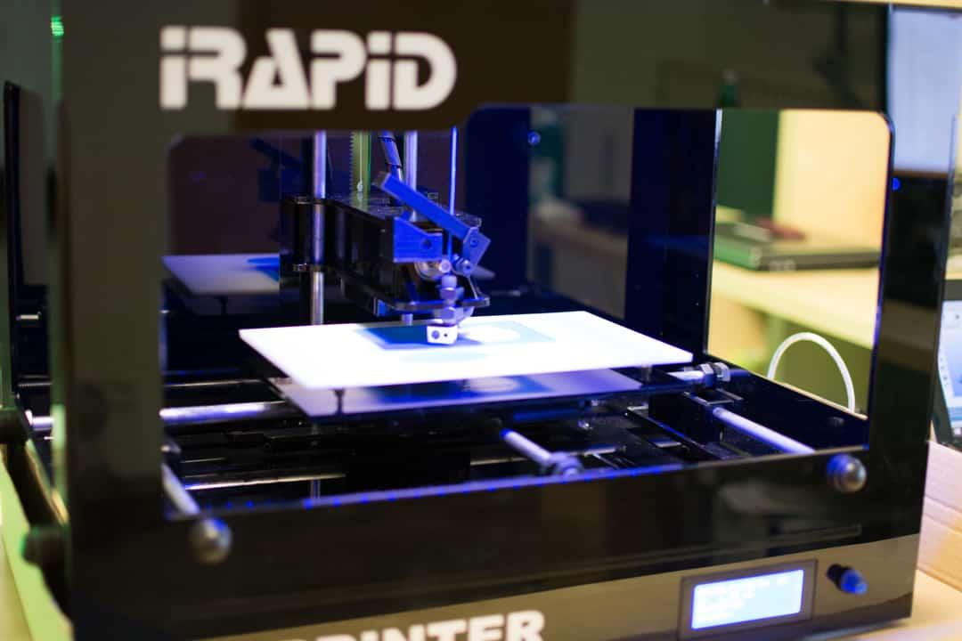 iRapid Black 3D Drucker_4