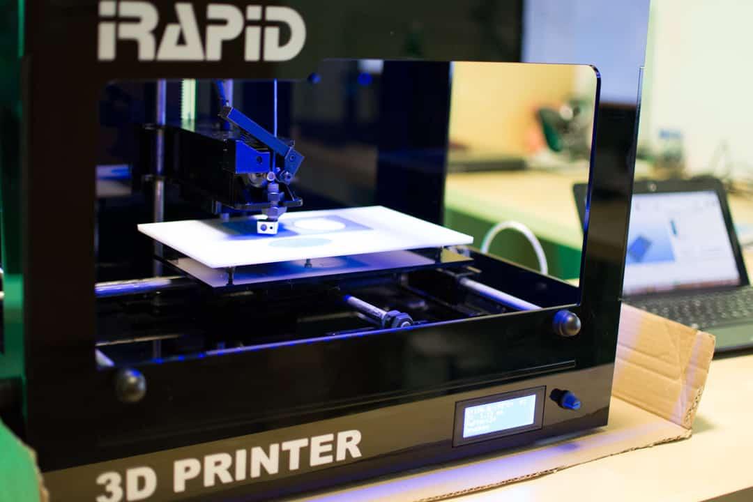 iRapid Black 3D Drucker_5