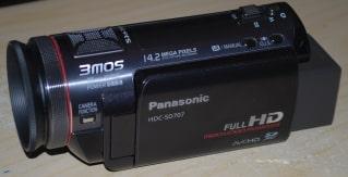 Panasonic HDC SD707