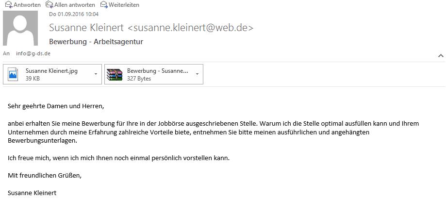 Susanne Kleinert1